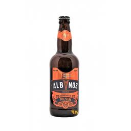 Cerveja Albanos Puro Malte Pilsen 500ml