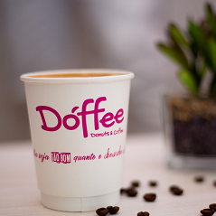 Dóffee vanilla (240ml)