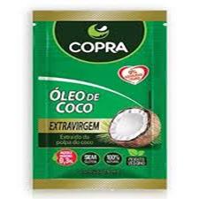 Sachê Óleo de coco - 15ml