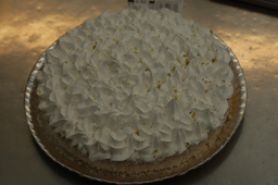 Torta de Limão Grande - Peso Aproximado - 700g