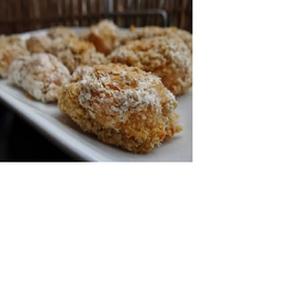 Nuggets de Frango com Barbecue FIT