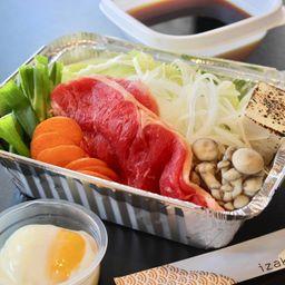 Kit de sukiyaki(すき焼き)