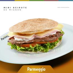Mini Beirute de Mignon + 1 Refrigerante - 350ml
