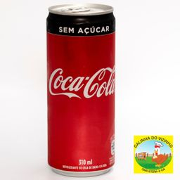 Coca Cola Zero 310 ml