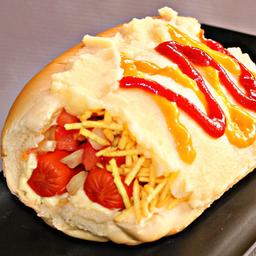 Hot Dog Tradicional Duplo