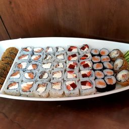 Combinado Sushis - 50 Peças