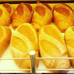 Sanduíche no Pão Australiano