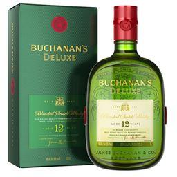 Whiisky Escocês Blended Buchanan's Deluxe 1L