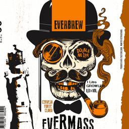 Everbrew - Evermass - Growler 1L