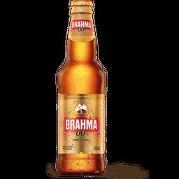 Cerveja Brahma Zero Long Neck 330ml
