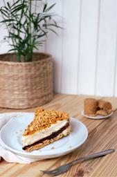Torta Mousse de Doce de Leite