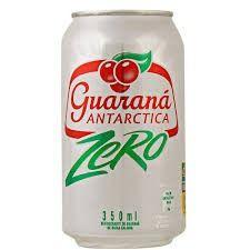 Guaraná Antartica sem Açúcar 350 ml