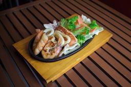 Teppanyaki Frutos Do Mar