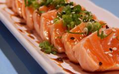 Sashimi Salmão Roast - Unidade