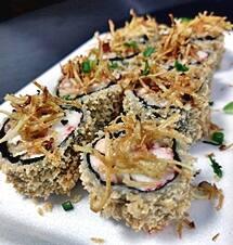 Sushi Hot Kyorii - 8 Unidades