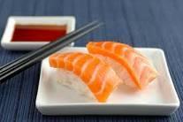 Sushi de Salmão - 10 Unidades