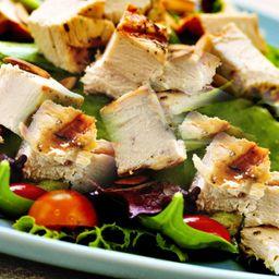 Salada Mix Proteica + Molho