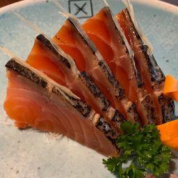 Sashimi Salmão Missozuke