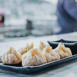 Dumpling Salmão