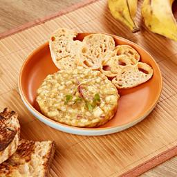 Tartar de Banana Vegan