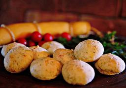 Pão de Queijo Provolone ao Alho - 1kg