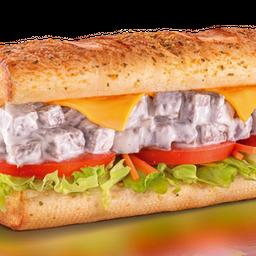 Carne Defumada com Cream Cheese - 15 Cm