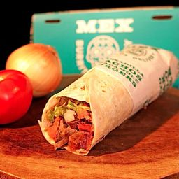 Mex Burrito Beef
