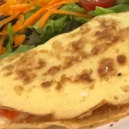 02 - omelete shrimp