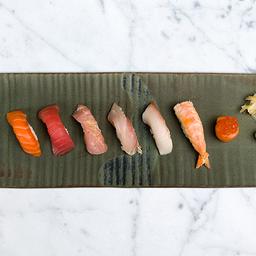 Sushi Salmão Skin - Unidade
