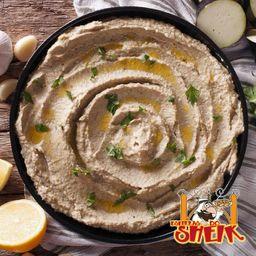 Babaganoush (pasta de Beringela)