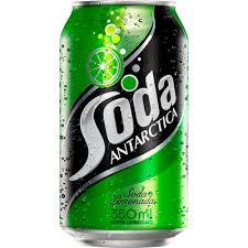 Soda limonada - 350ml