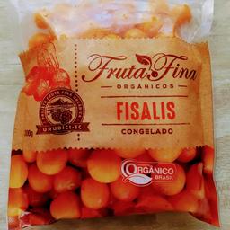 Fisalis orgânicas fruta fina 550g