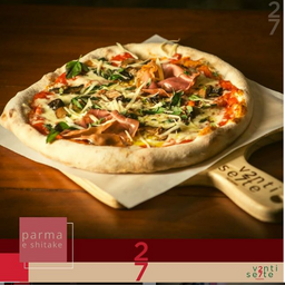 Pizza Parma & Shitake - Nossa N.01