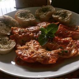 Ravioli Recheado - Pizza