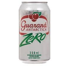 Guaraná Antártica Zero 350ml