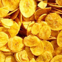 Banana Chips Salgada (100g)