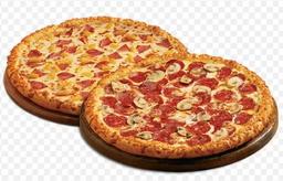 2 Pizzas - Grande