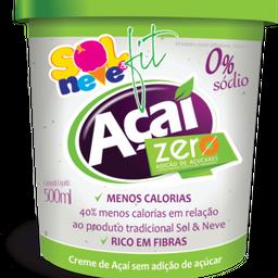 Pote Açaí Zero Açúcar 500ml
