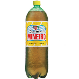 Guaraná Mineiro 2L