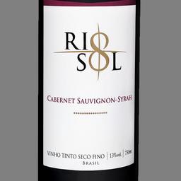Vinho Rio Sol Cabernet Sauvignon-Syrah 750ml