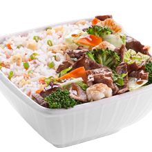 Carne com Legumes - 800g