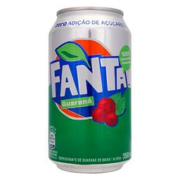 Guaraná Fanta Zero Lata - 350ml