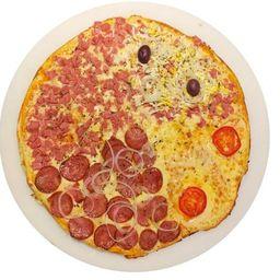 Pizza Quatro Estações - Grande