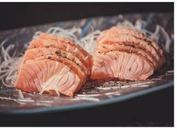 Sashimis de Salmão Rost 5 Unidades