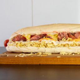 Combo Hot Dog Calabresa