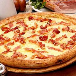 Pizza Bacon