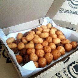 Box 100 Salgadinhos