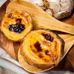 Pastel de Belém Tradicional Português