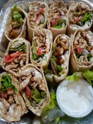 Combo de Shawarma de Frango - Kebab 500g