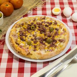 Pizza à Moda da Casa